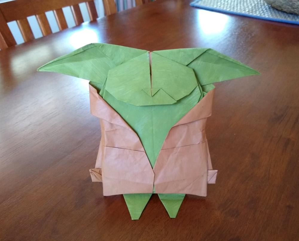 Andrés Lozano's Baby Yoda