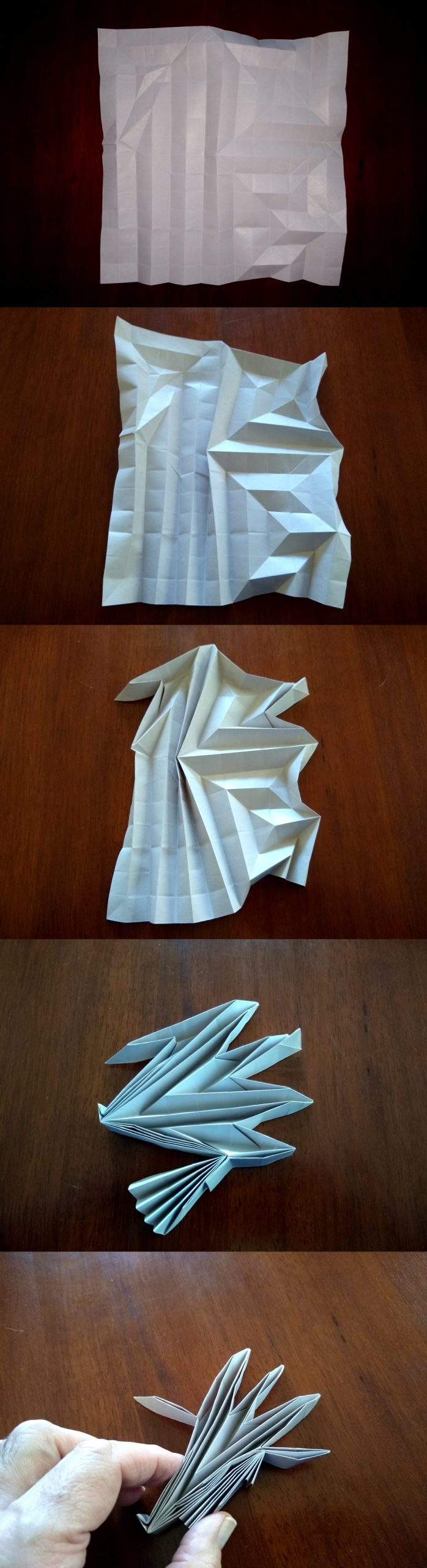 Sergio Gurachi's Skeleton hand development