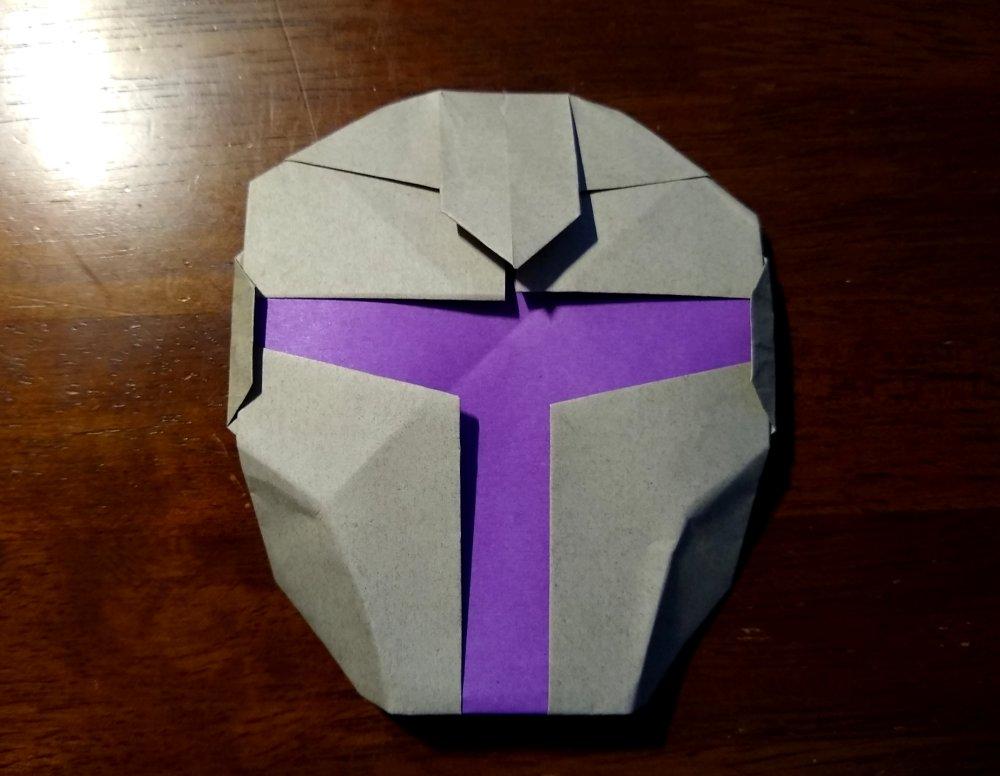 Sebl's Mando Helmet
