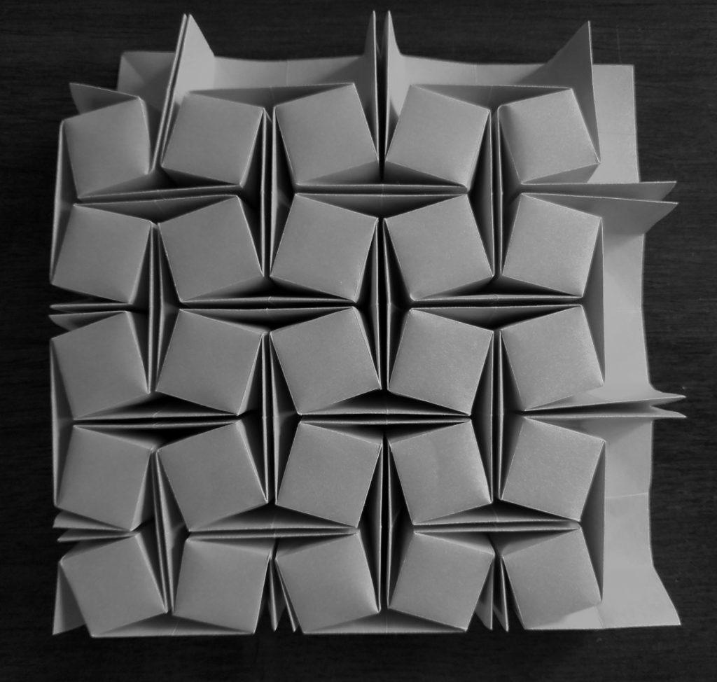 Cubes by Ilan Garibi