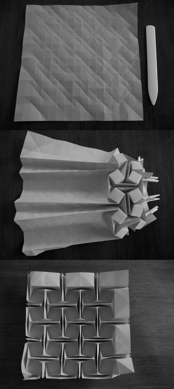 Cubes by Ilan Garibi development