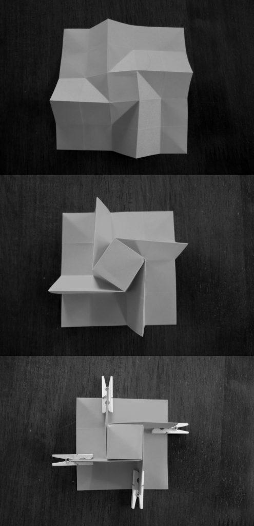 Cubes by Ilan Garibi Molecule