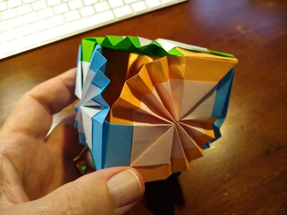 Miyuki Kawamura's Gear Cube