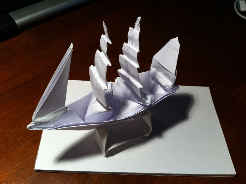 how to make origami battleship driverlayer search engine