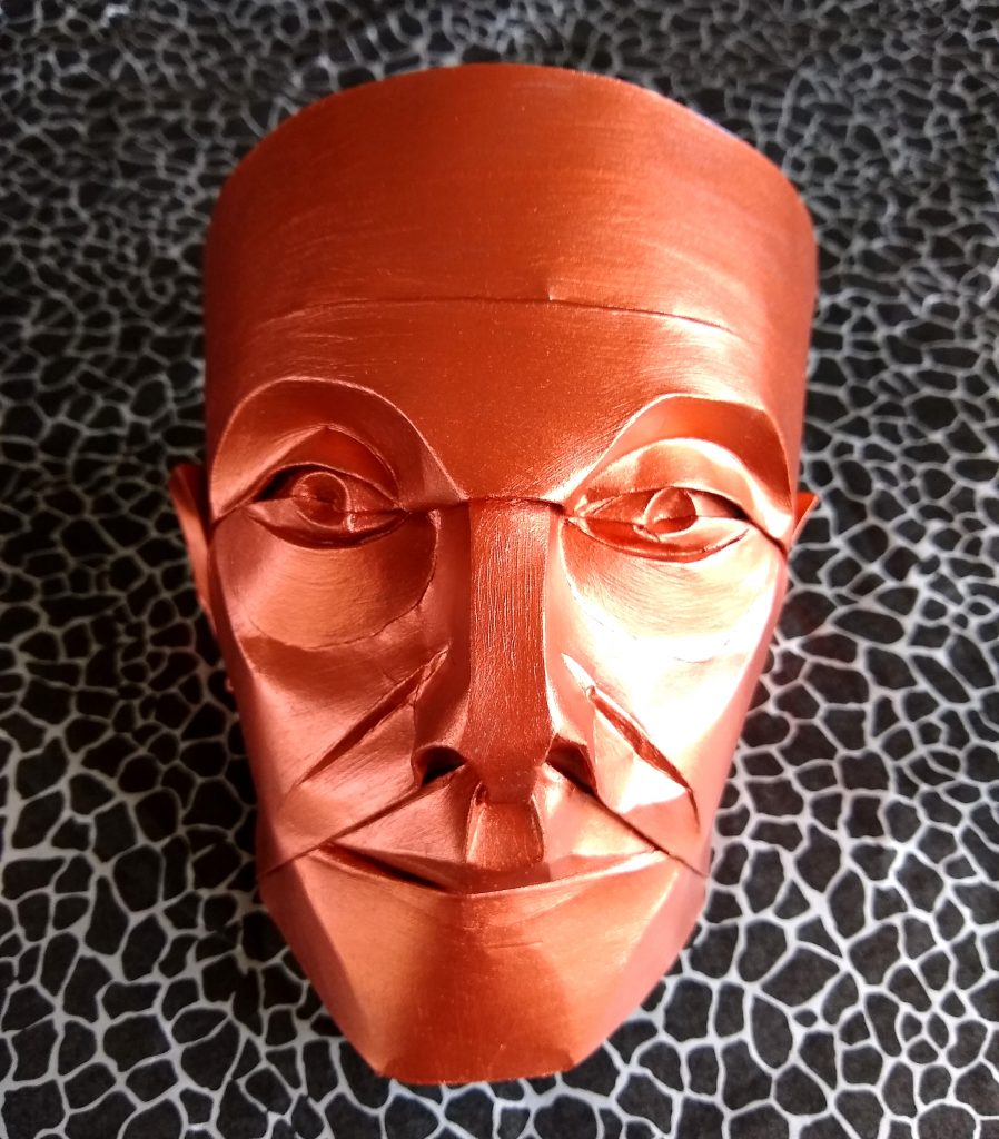 Mask #16 - Flynn Jackson - View 2