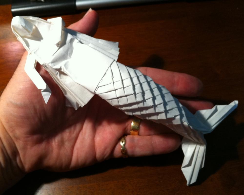 Origami Mermaid Instructions 1692120 Airhumidifierfo