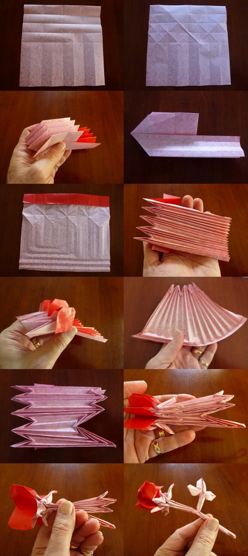 Single sheet Origami Archives – Origami Tutorials | 1770x792
