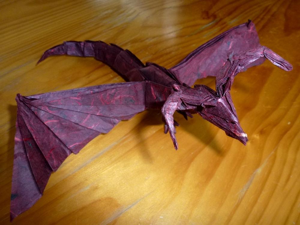 454 Unryushi Darkness Dragon 2 Setting The Crease