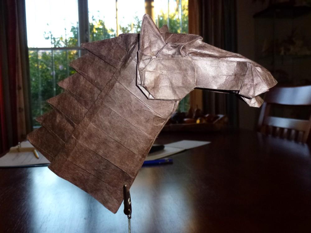 531 Joisels Horse Head