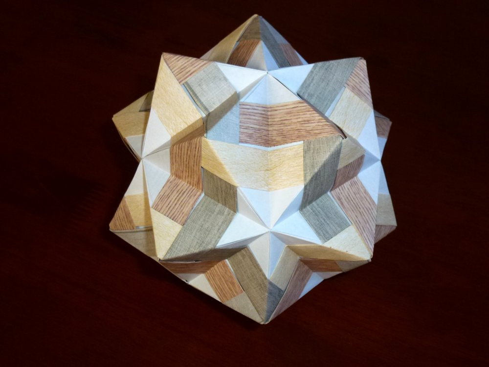 parquetry ball