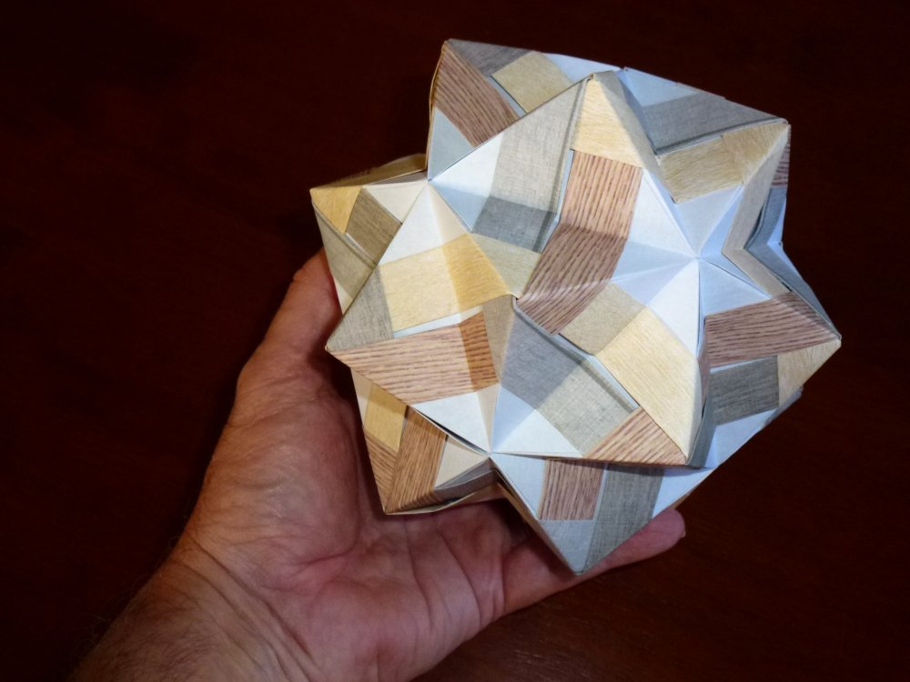 parquetry ball scale