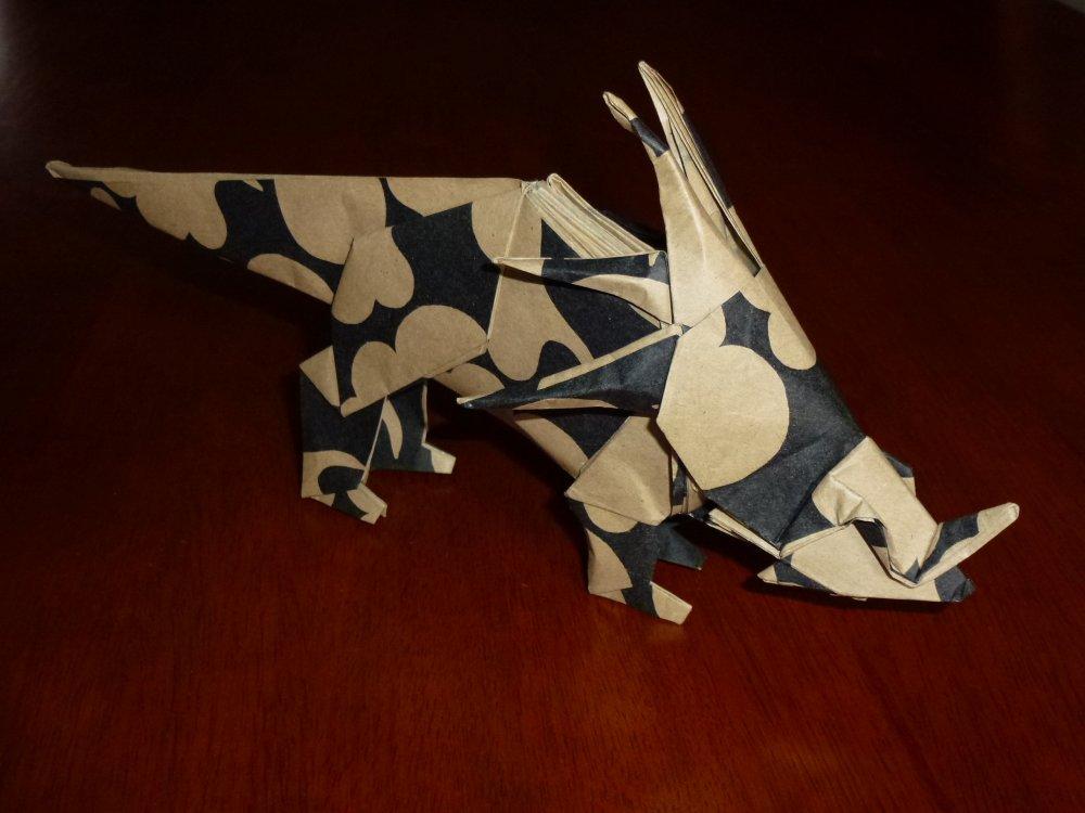 Tetsuya Gotani's Styracosaurus