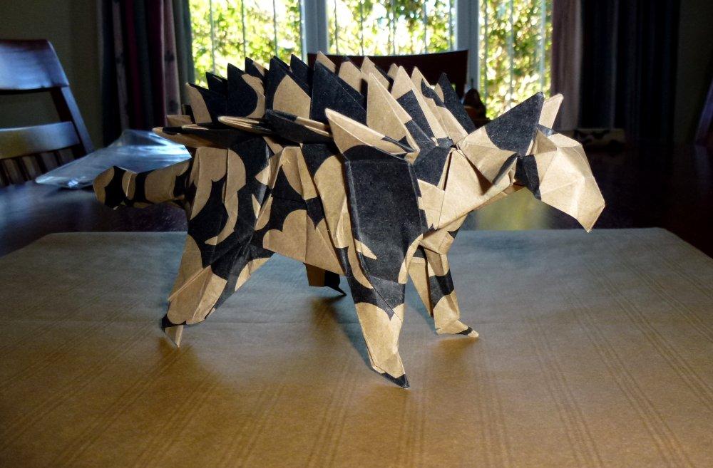 Tetsuya Gotani's Ankylosaurus