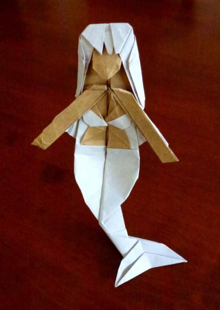 Chen Xiou's Mermaid test fold