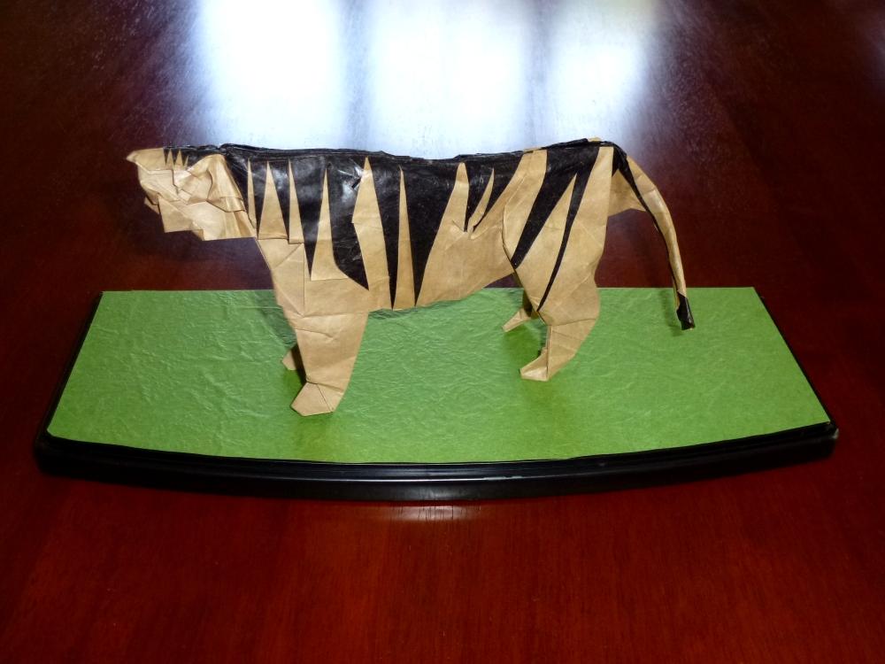 Kamiya's Tiger