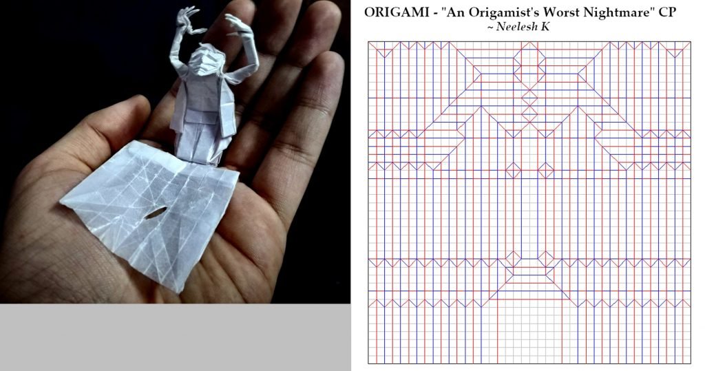 Neelish Kumar's Origamist Nightmare CP