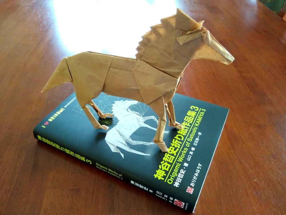 Satoshi Kamiya's Horse