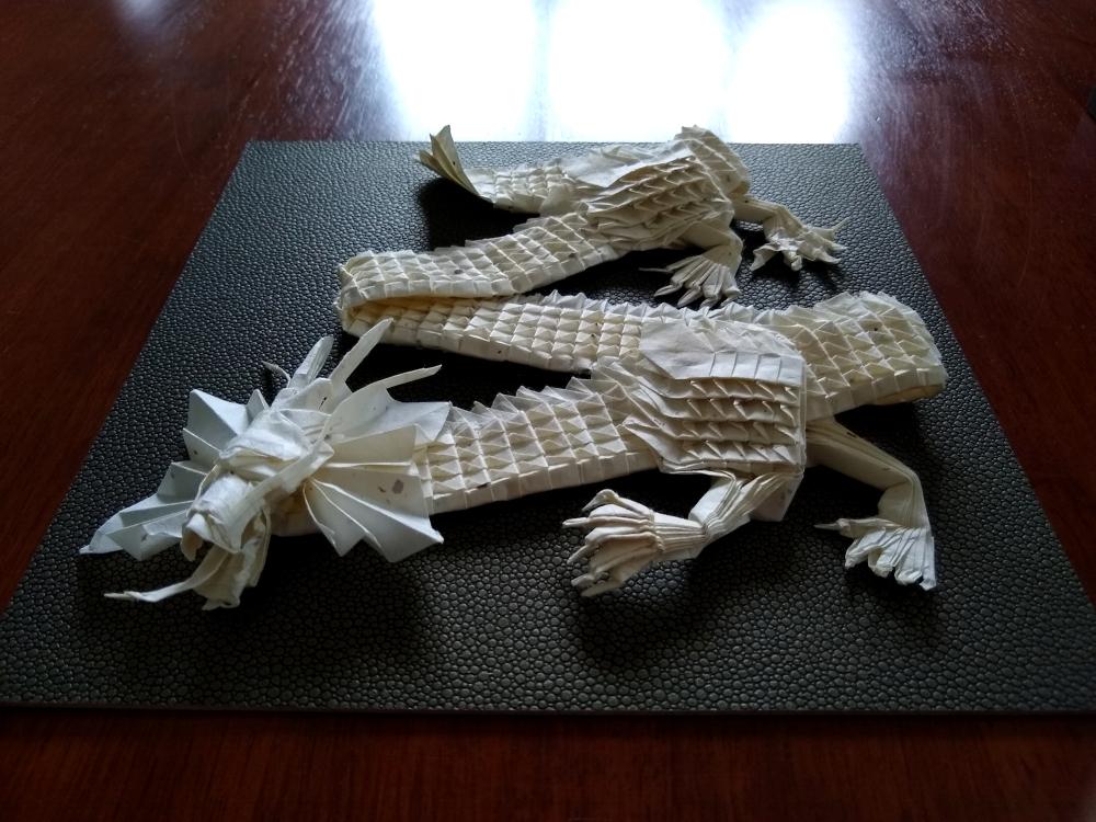 Mikiller觅晨's modular dragon