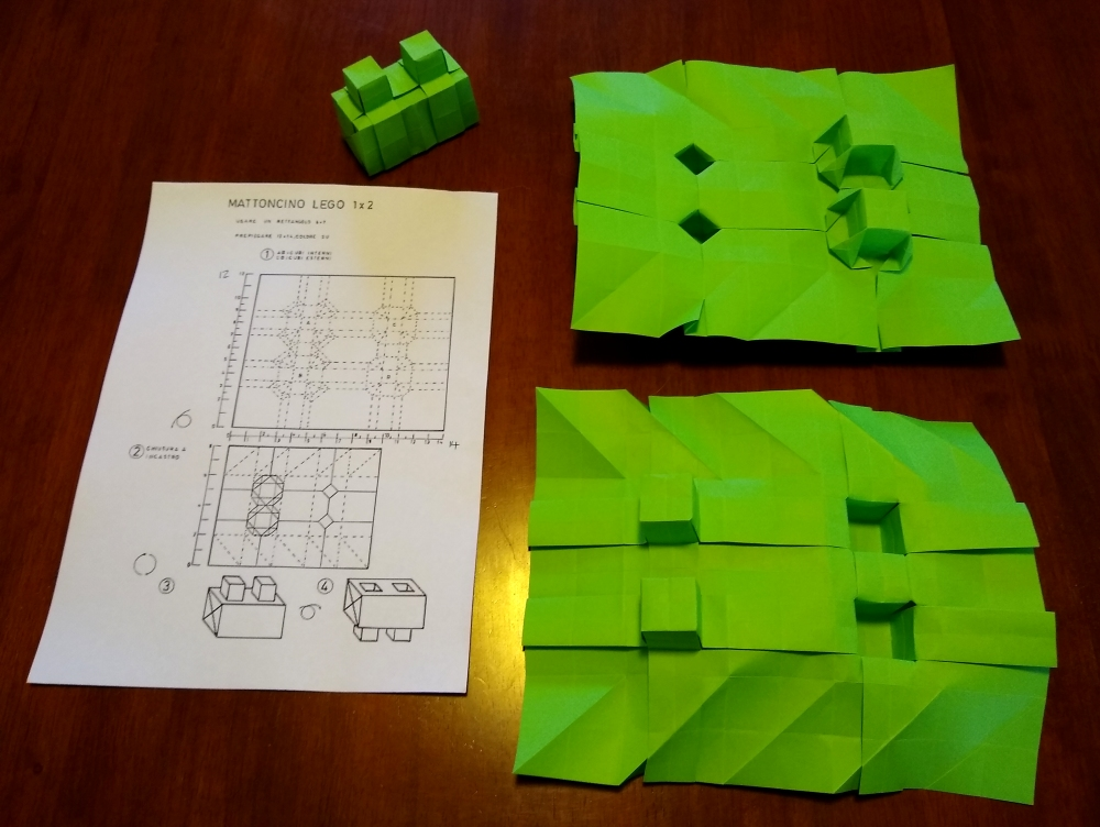 Lego development