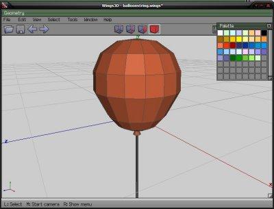 Balloon Model