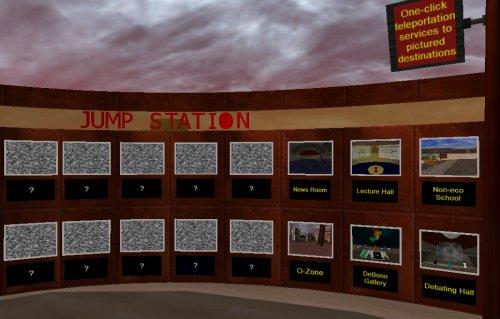 Jump Station 1.0