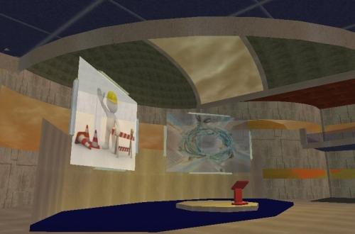 Auditorium, Visitors Centre