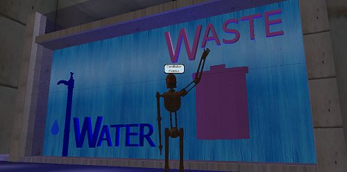 Water-Waste Showcase